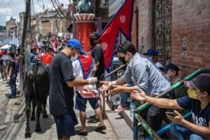Nepal plunges into political crisis amid crucial fight against COVID19