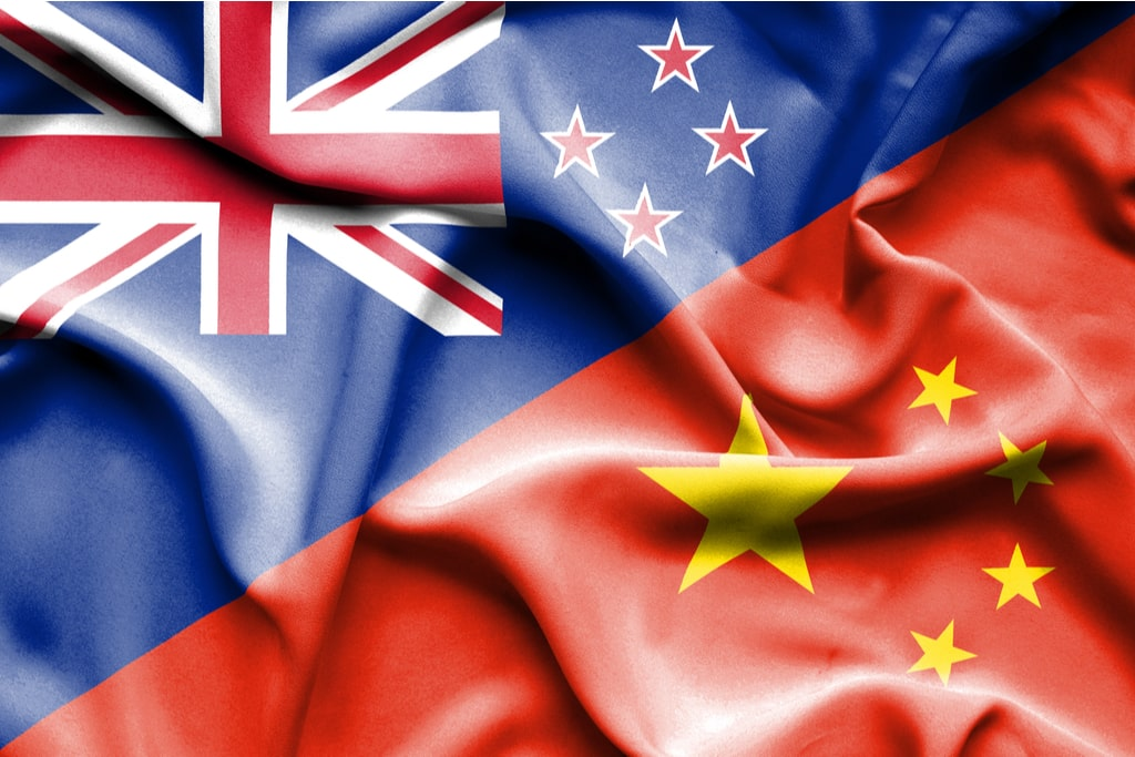 New Zealand extends hands to China to enhance their relations