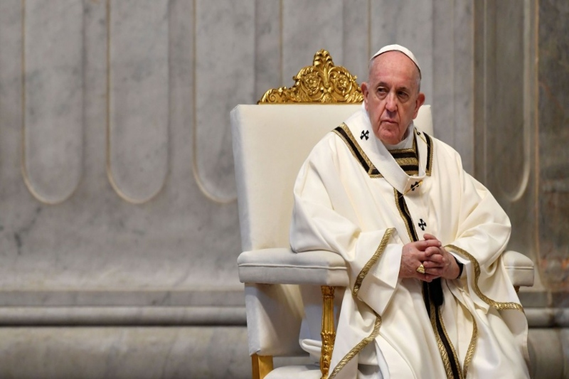 Pope Francis stresses on the universal distribution of vaccine, supports patent waiver