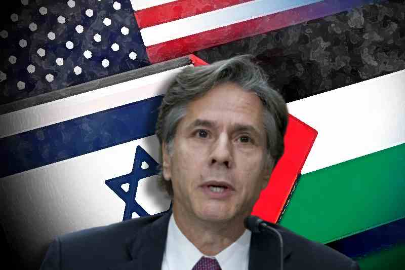 US to significantly contribute help rebuild Gaza, to reopen embassy in Jerusalem