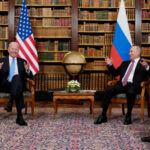 Biden & Putin meeting over an array of issues