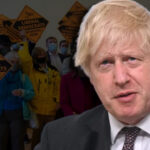 Boris Johnson's blue wall under threat from political fracturing