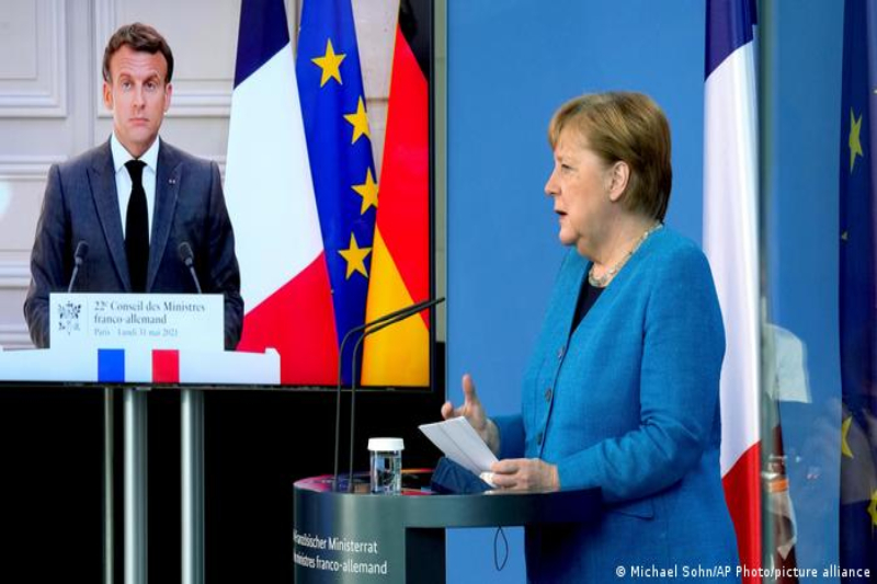 France and Germany reach an agreement on migrants, they will remain with Italy