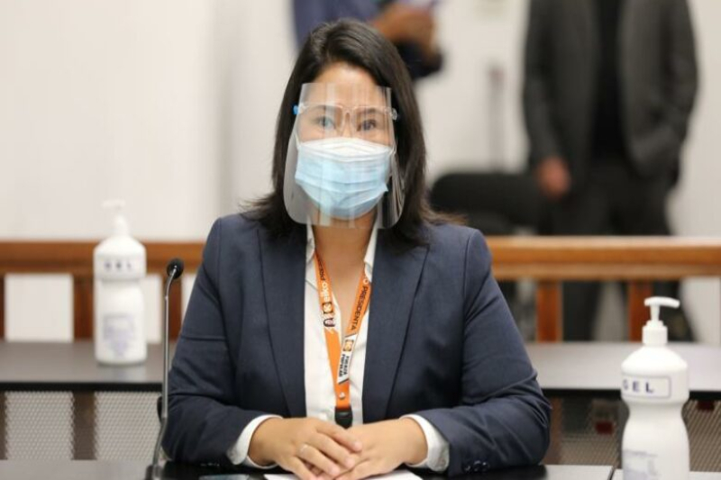 Fujimori's return to jail deferred as Judge rules in her favour
