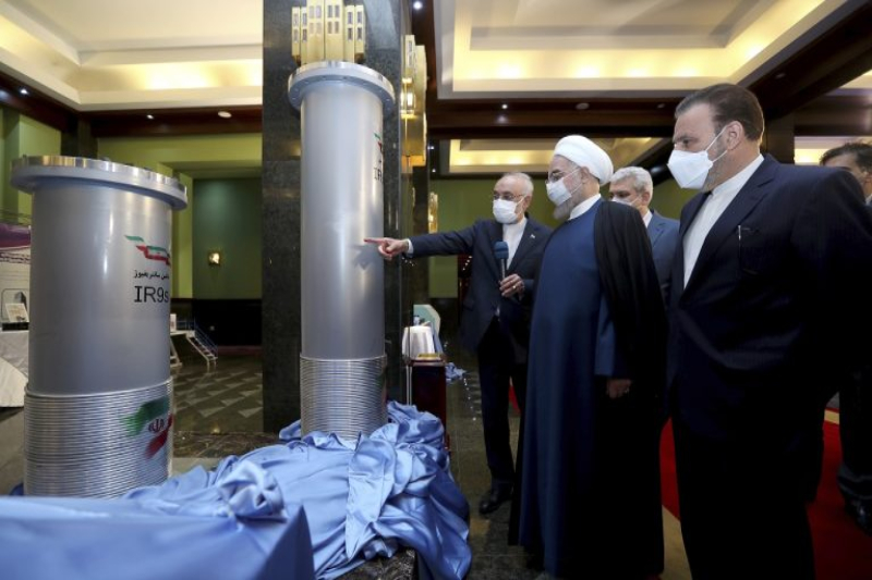 Iran nuclear deal likely to be revived in next round of talks: EU official