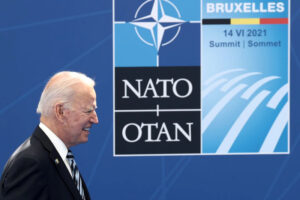 NATO is back, US and EU against China and Russia