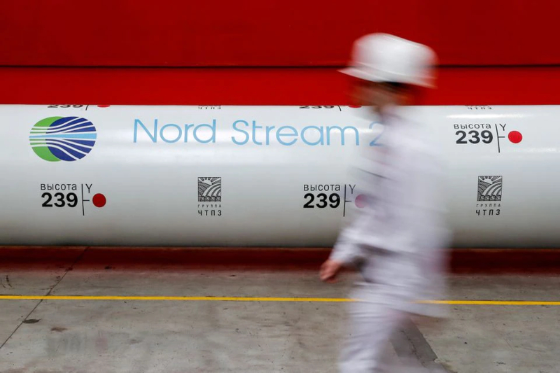 nord stream2 pipeline