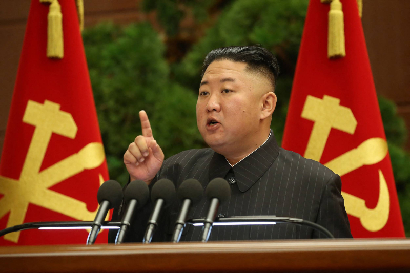 North Korea's Kim sacks senior party officials over negating pandemic-related instructions