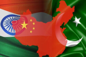 The geopolitical role of Pakistan between the United States and China