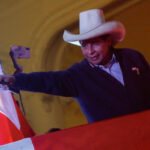 Pedro Castillo claims victory in Peru's presidential run