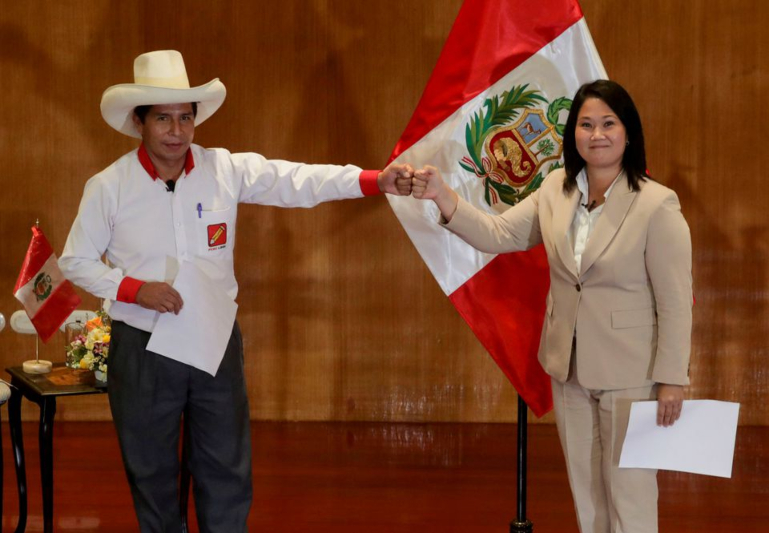 Peru votes for its future tomorrow