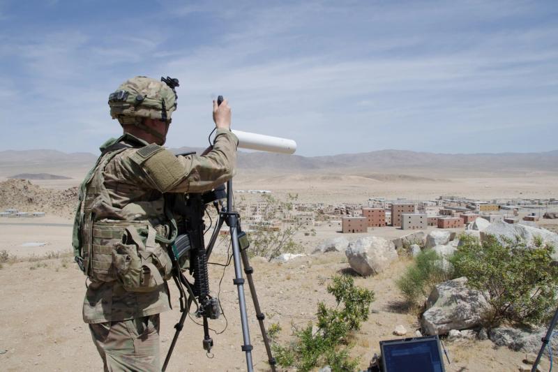American Strike At Syrian-Iraq Border Triggers Panic Amongst Iranian Proxies