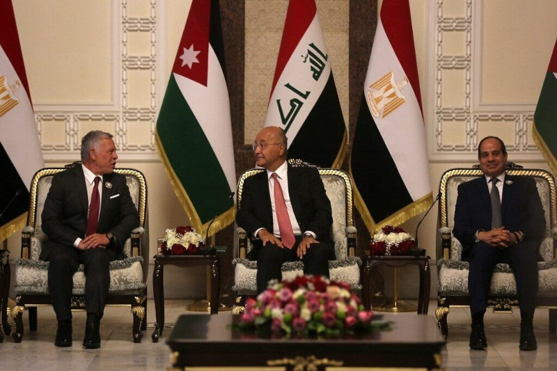 Trilateral Talks In Baghdad Sent Message To Washington