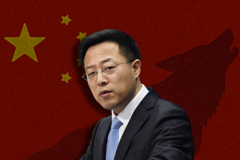 China's 'Wolf Warrior' diplomatic makeover backfires