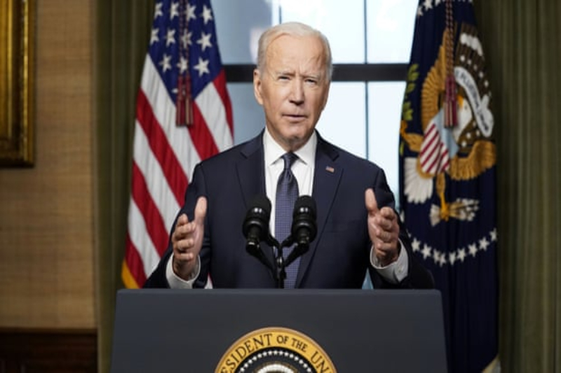 Biden defends US troops withdrawal from Afghanistan by August 31, touts US of achieving objectives
