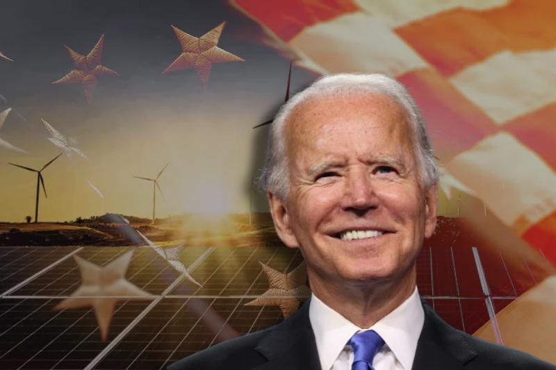 US progresses towards zero emission target under Biden's Clean Energy Plan