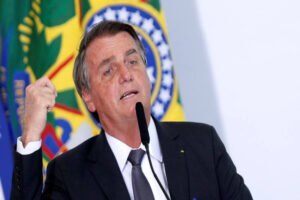 Bolsonaro for printed ballots in next year's presidential run