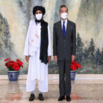 chinese officials and taliban meet