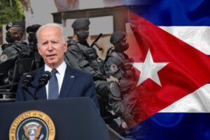 US slaps sanctions on Cuba's security chief over human rights abuses on protests