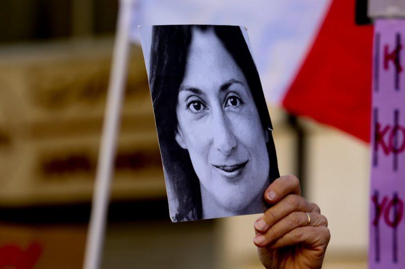 Malta, Daphne Caruana Galizia has been killed by a corrupt government