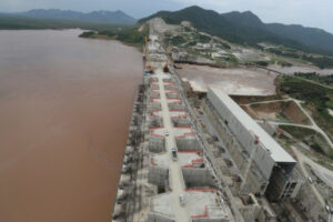 Egypt's El Sisi sets out a red line over Ethiopia's Nile dam