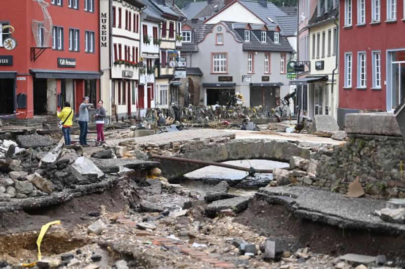 Europe needs urgent action on climate change