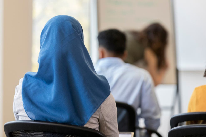 No veil in Europe, EU Court approves ban in workplace