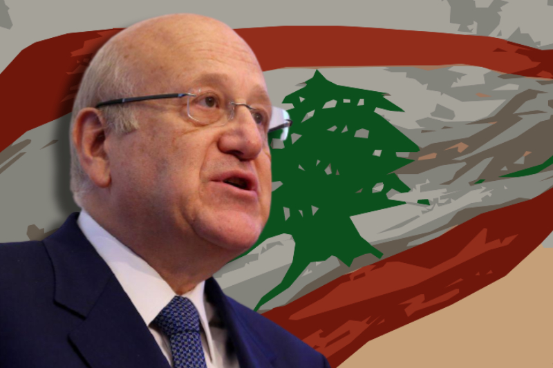 lebanon's next prime minister najib mikati