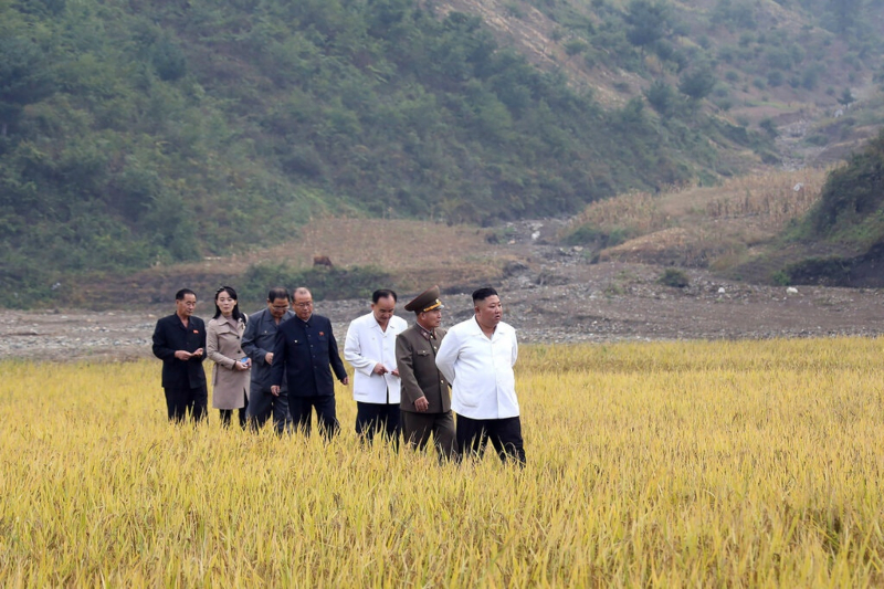 Kim Jong Un believes North Korea's food crisis could put state security at risk