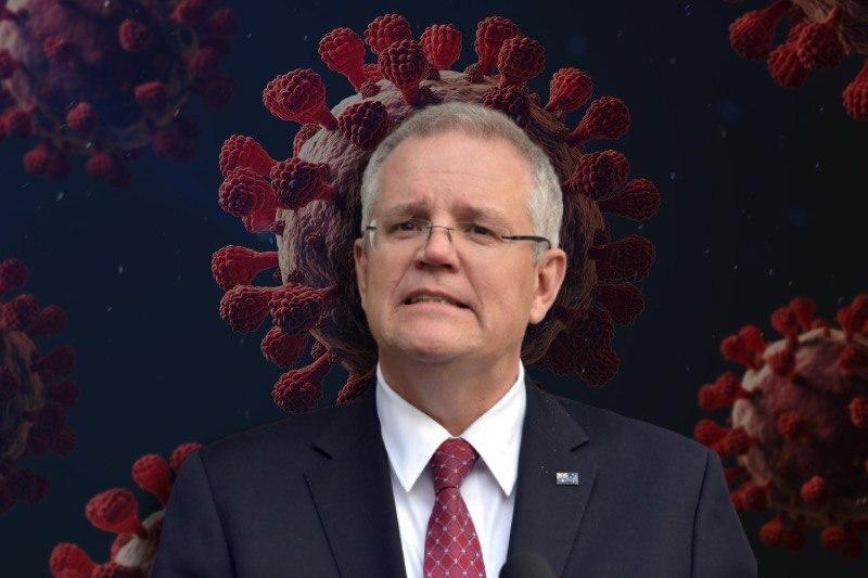 Australia's PM again calls for probe into origin of pandemic amid Delta variant surge