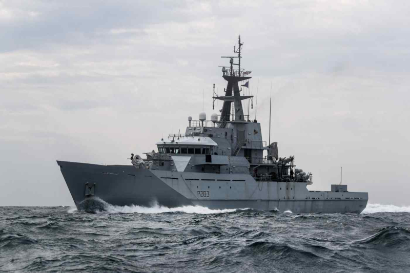 UK says it will permanently station two warships in Indo-Pacific