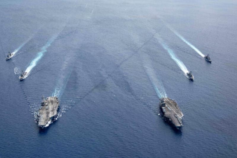 US denies China's unlawful maritime claims