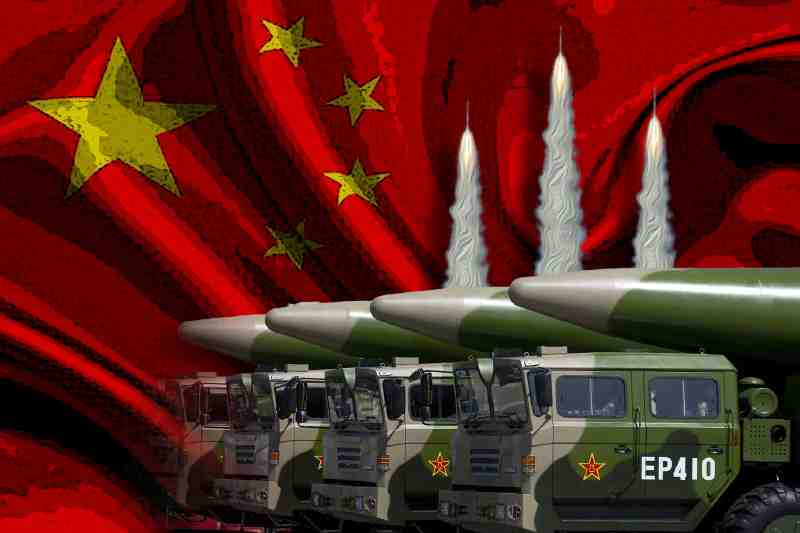 Alarming development in Gansu desert: China building over 100 nuclear missile silos