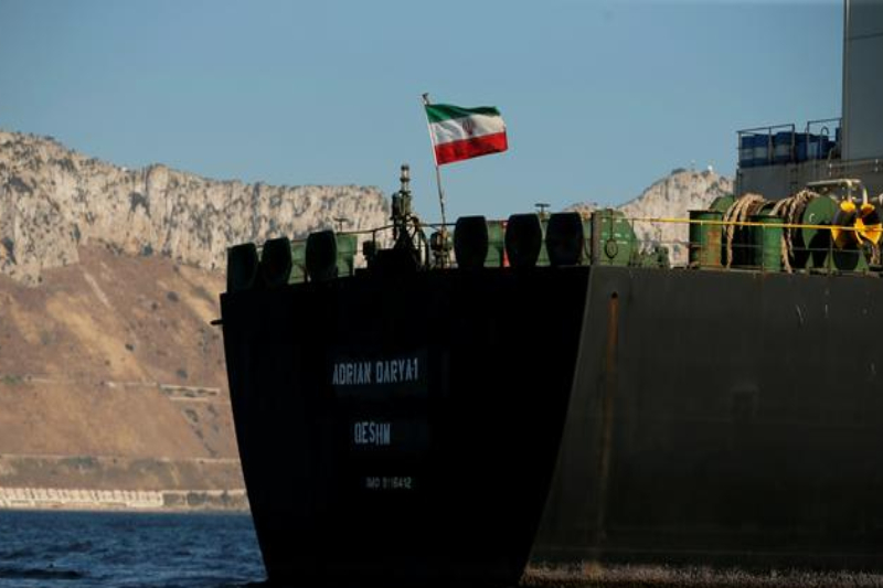 Two American Sanctioned Iranian Oil Tankers Transported Fuel To Syria