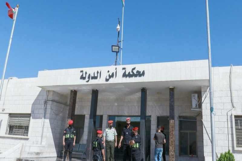 Jordan court hands 15-year terms to two former officials over alleged royal plot