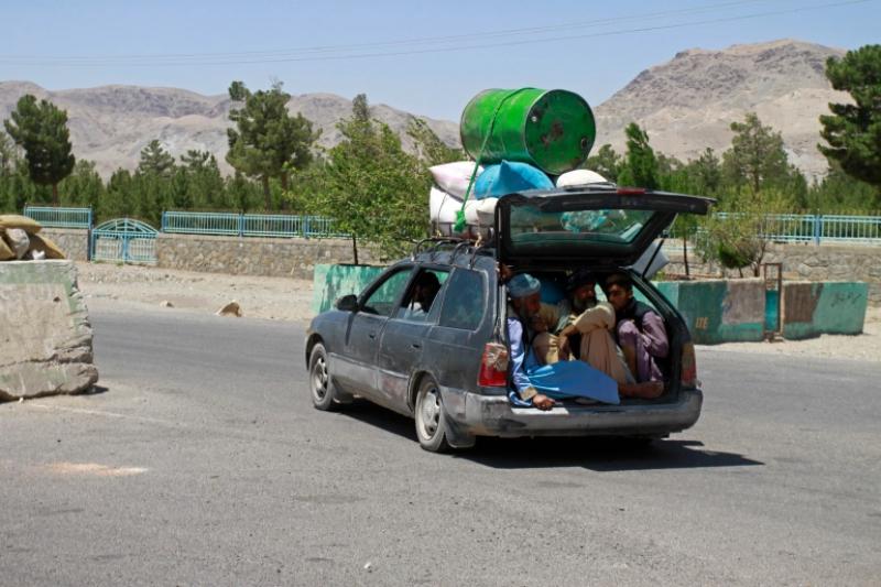 Taliban take over sixth Afghanistan provincial capital