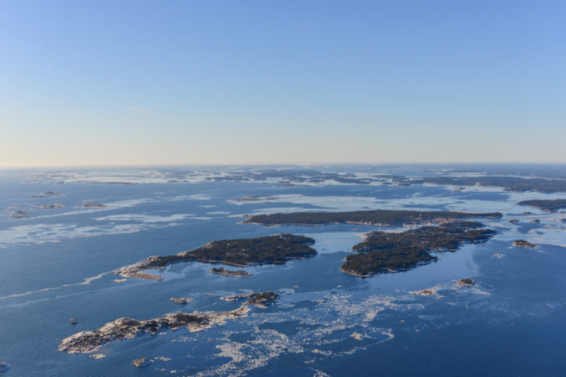 Climate warming: record temperatures in the Baltic Sea reveal the planet's fever