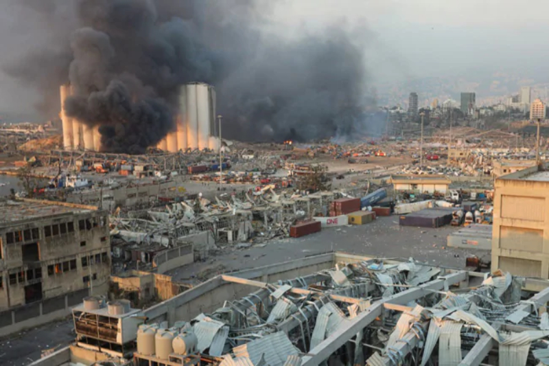 One year to Beirut blast: pain remains, answers still non-existent