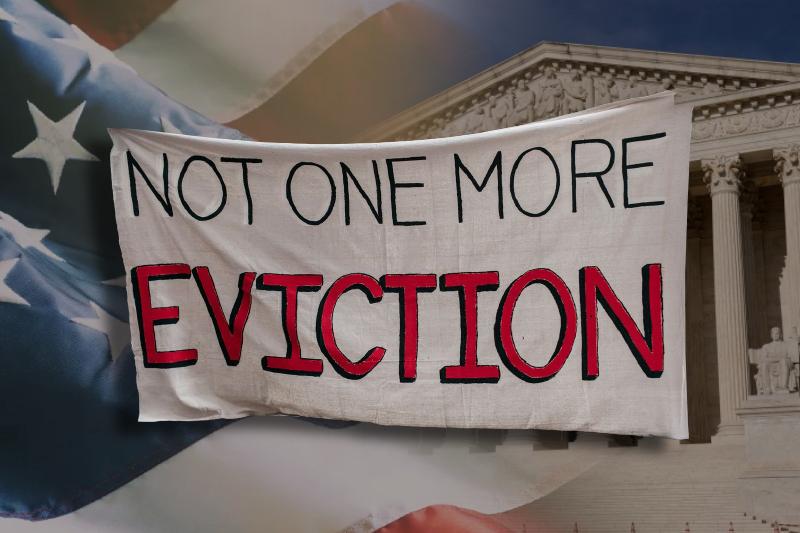 Supreme Court shot down Biden's eviction moratorium