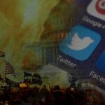 capitol attack social media