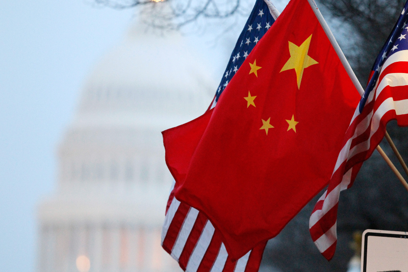 Pentagon holds first talks with Chinese military in Biden rule