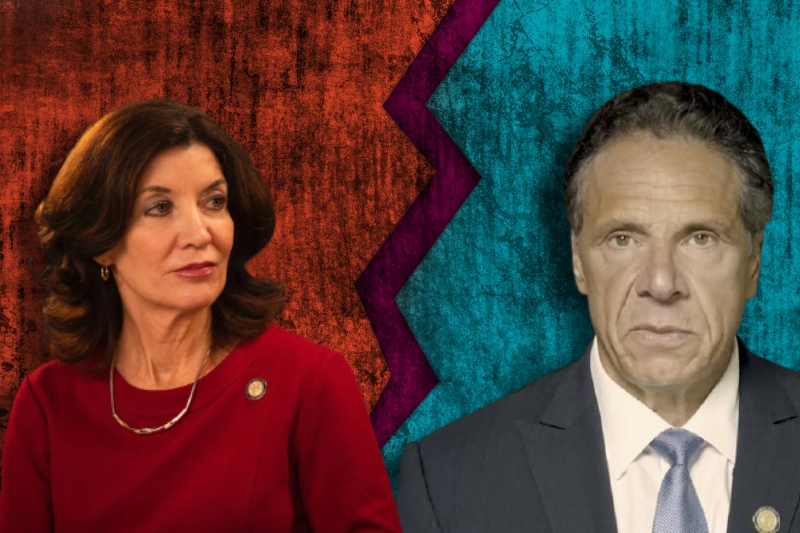 Cuomo's successor Kathy Hochul dissociates herself from former NY Governor's scandals