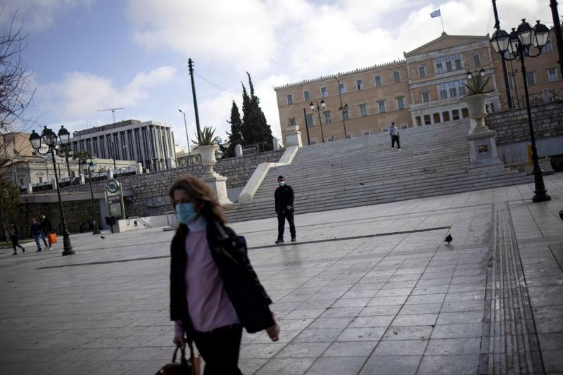 Greece tightens anti-Covid-19 measures
