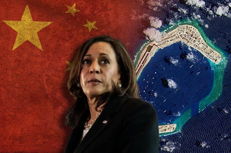 Harris in Singapore: Inculpates China of intimidation in South China Sea, pledges US to stand with allies in region