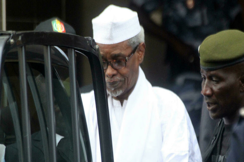 Hissène Habré, the former President of Chad, died at the age of 79