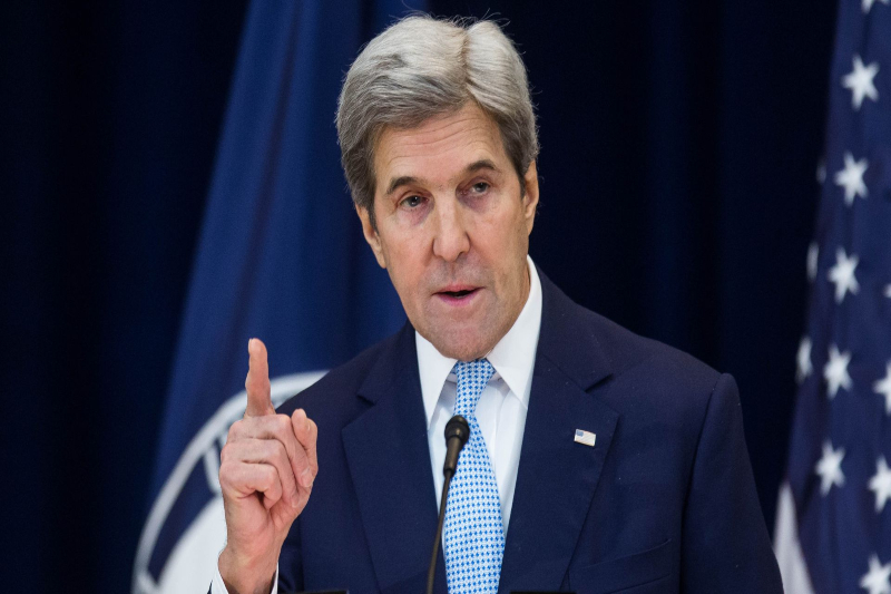 Kerry embarks on Japan, China visit to curb carbon emissions