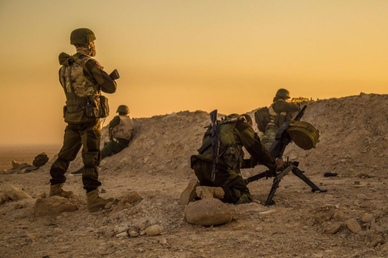 What Are Russian Mercenaries Doing In Libya After 2020 Ceasefire?