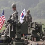 south korea us joint military exercises