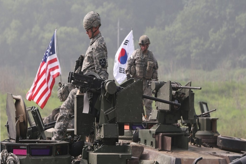 Why Is North Korea Unhappy About South Korea-US Joint Military Exercises?