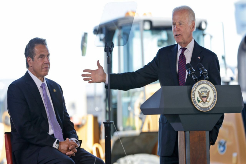 Biden says Cuomo should resign over findings of sexual harassment report